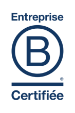 Blue B Corp logo